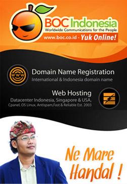 Web Hosting Murah di Indonesia