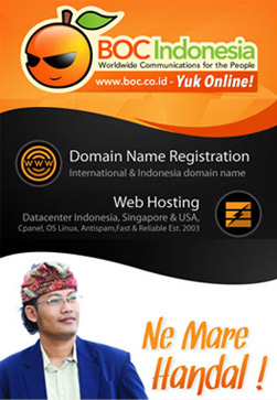 Web Hosting Murah di Indonesia